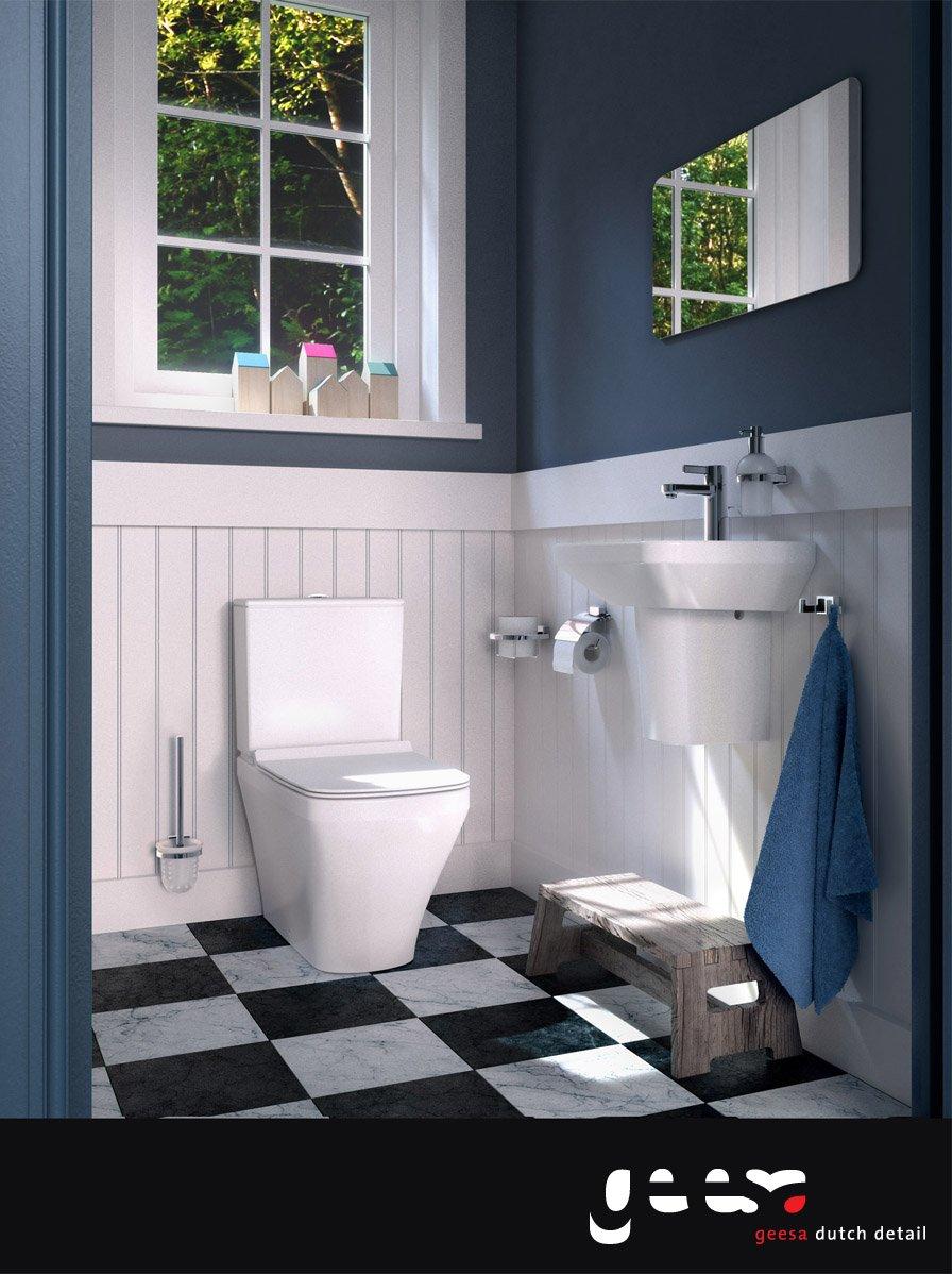 Geesa bathroom accessories - 0 Replies 0 Retweets 0 Likes
