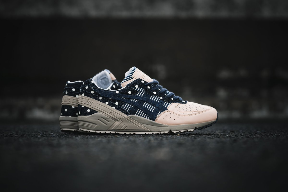 Available online only - the asics Tiger Gel-Sight.   http://solebox.shop/asicsTiger-GelSight-indiaink …