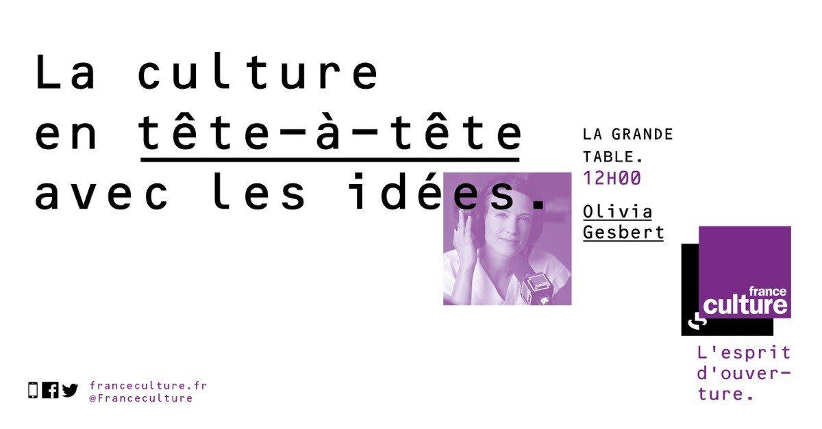 ... Mélange Des Genres Musicaux  Https://www.franceculture.fr/emissions/la Grande Table 1ere Partie/la Seine De Monsieur Choplin  U2026pic.twitter.com/Mt9PK1OS3E