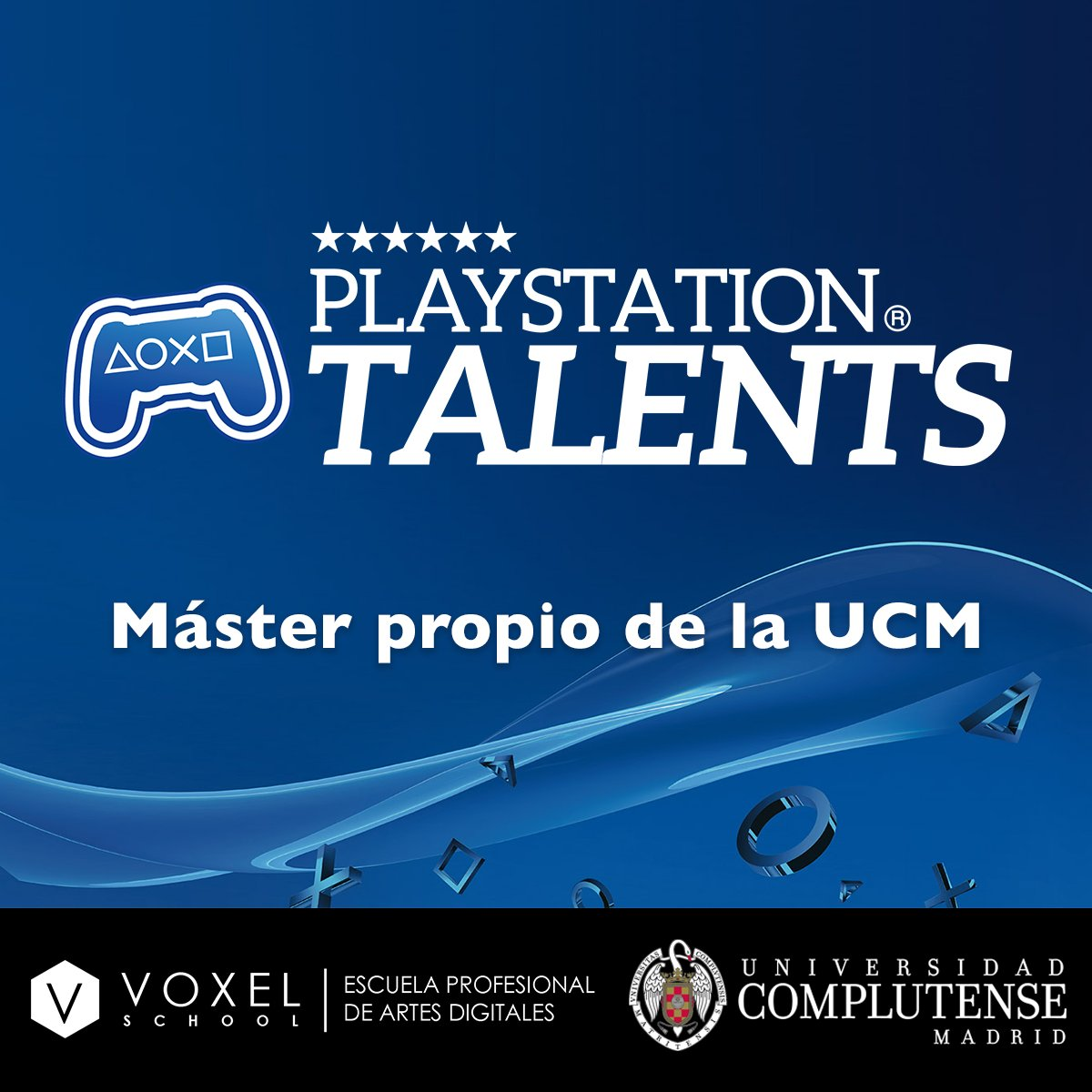 Máster PlayStation Talents en Marketing, Comunicacion y Gestion de Videojuegos