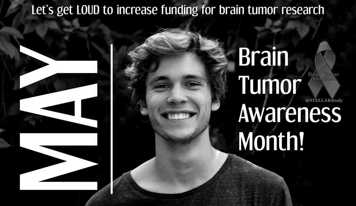One thing we know for certain: Brain Tumor research needs funding  #Br...