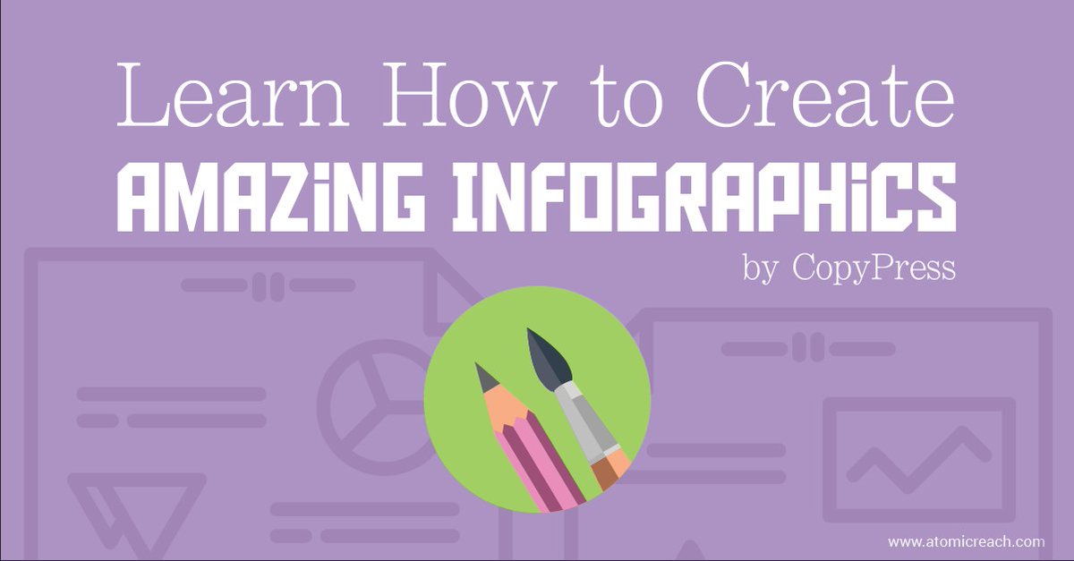 Learn How to Create Amazing #Infographics By CopyPress ​#contentmarketing #contentoptimization  http:// ampr.ch/ZqD7  &nbsp;  <br>http://pic.twitter.com/zUM0XmXdhS