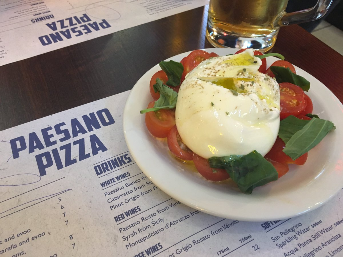 Glasgow Live On Twitter Review Paesano West End Opens