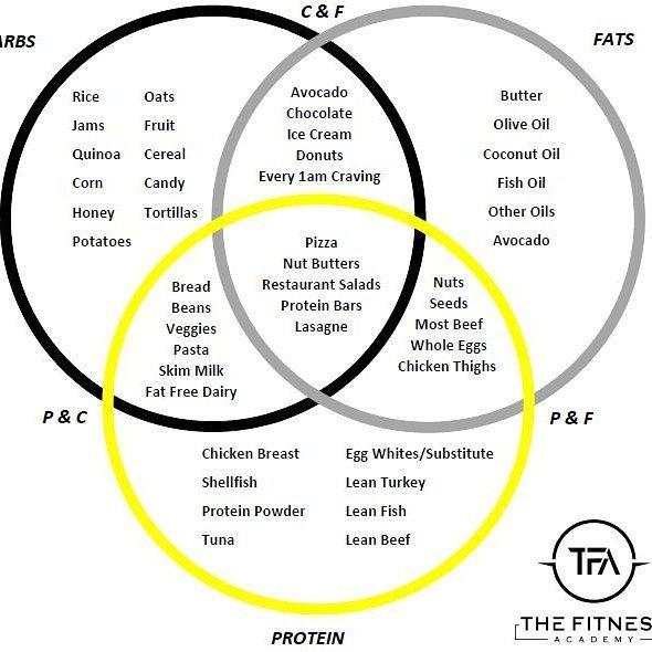 Venn Diagram Of Macronutrients Trusted Wiring Diagram