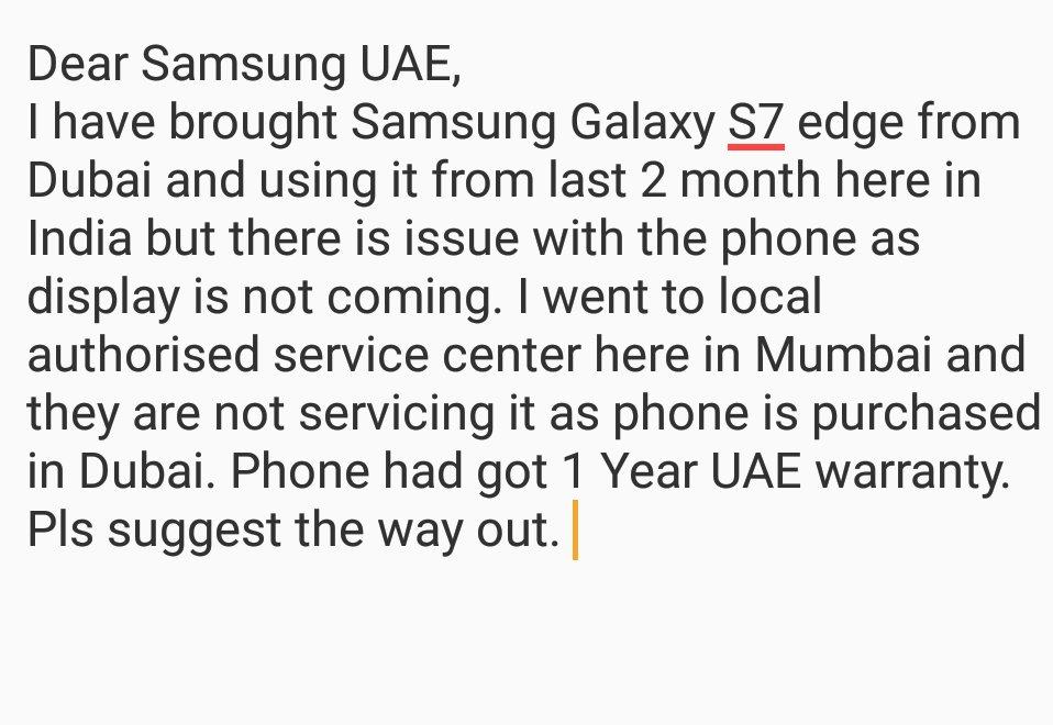 Samsung Gulf on Twitter: