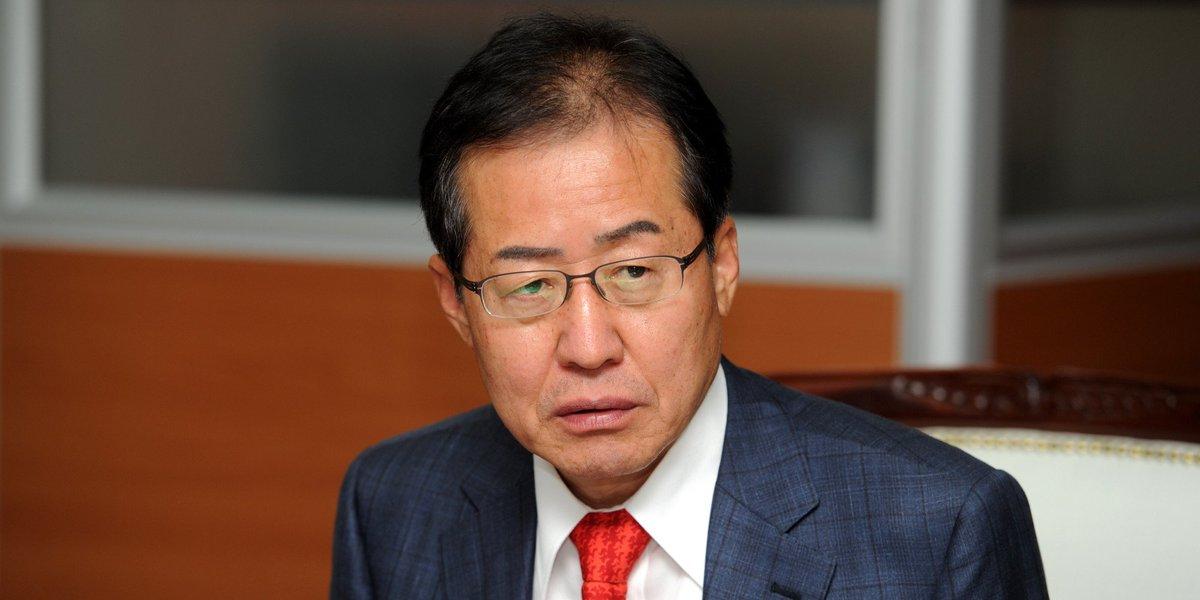 홍준표, 대학 때 돼지흥분제로 '성폭력 모의' 뒤늦게 밝혀져 https://t.co/vr46MxA2vH