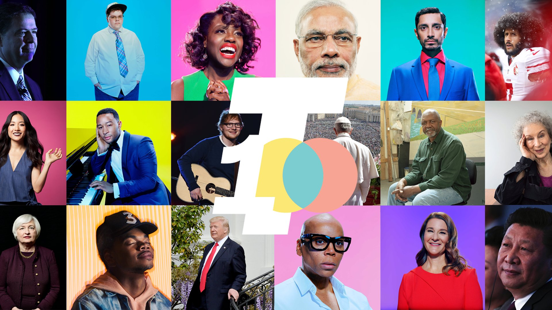 How we chose the 100 most influential people in the world for the 2017 #TIME100 https://t.co/nLyufiSRSY https://t.co/iBIdt6faRW