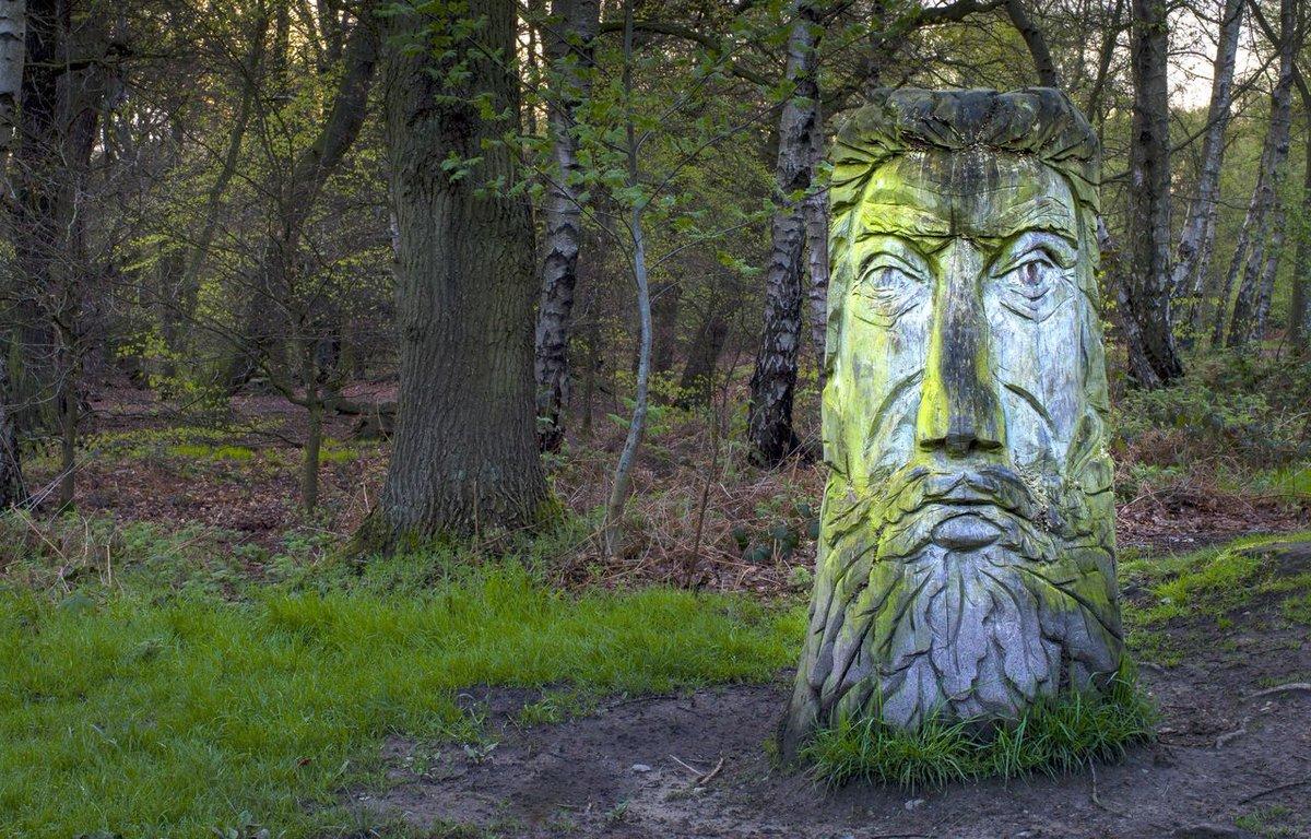 The Green Man, Spirit of the Forest for #folklorethursday https://t.co/vClWEOHoQd https://t.co/321O9i1KpF