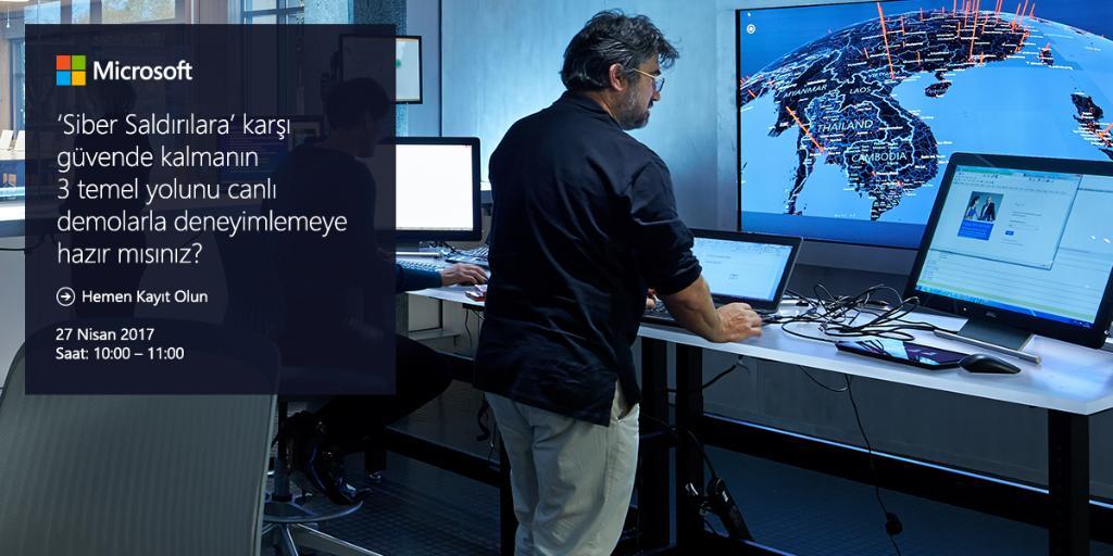 test Twitter Media - Siber saldırılara karşı güvende kalmanın 3 temel yolunu deneyimlemek için, 27 Nisan'daki web yayınımıza kayıt olun: https://t.co/vbBAMsGoz7 https://t.co/Vn9ZB5ByHN