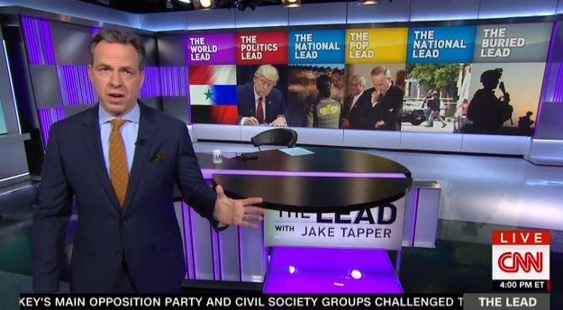 Boom: @jaketapper  Calls Out Obama-Loving Press, Hits the 'Kool-Aid' Drinkers   #TTT