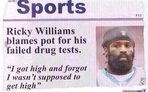 #TBT One of the greatest quotes of all time...happy 420!