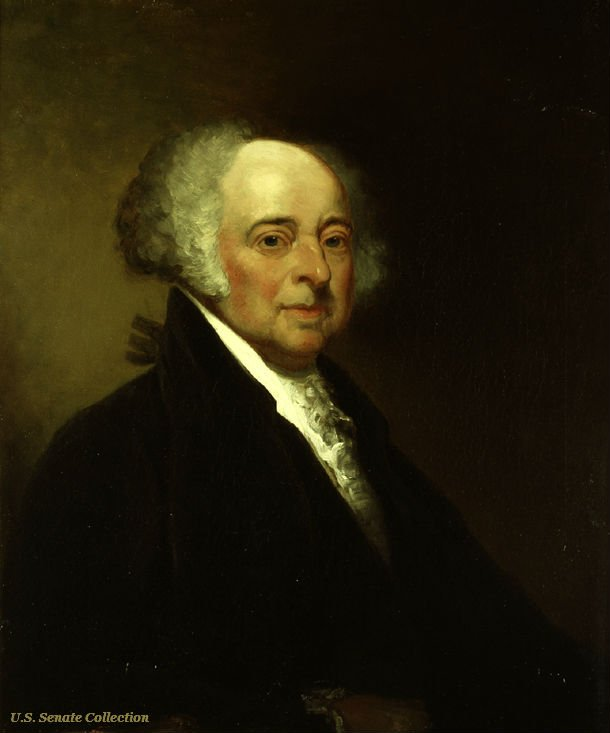 John Adams assumed his duties as the 1st vice president, and the #Senate's 1st president, #OTD in 1789 https://t.co/Q944avEx5e https://t.co/24MLZdZt8H