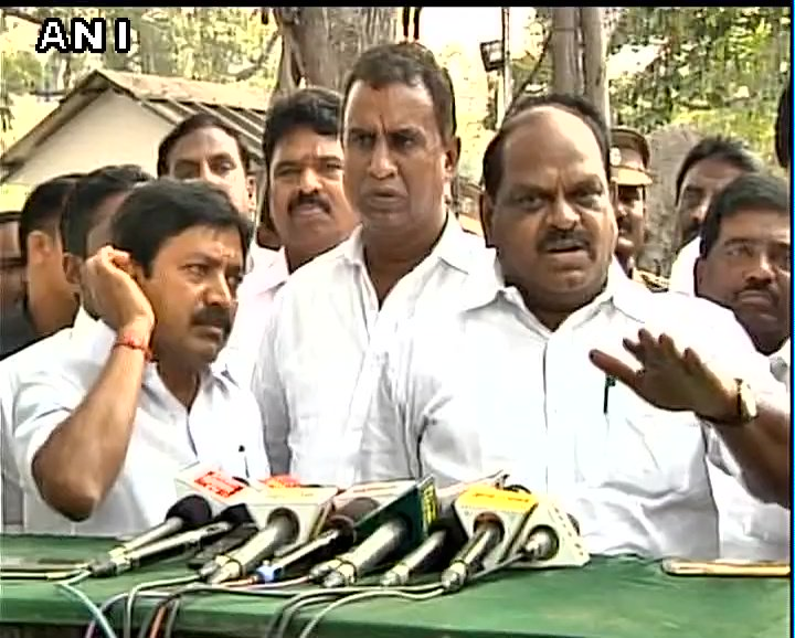 Demand for probe into late CM Jayalalitha's death is under court's consideration; Govt will follow court's order: MP R Vaithilingam, EPS Camp