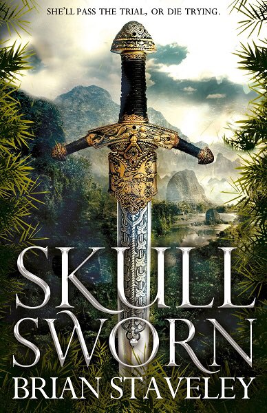 #giveaway! Two copies of #skullsworn by @BrianStaveley to be won! https://t.co/v3Iy14q0WS RT to enter! https://t.co/kaiUWTUkG0
