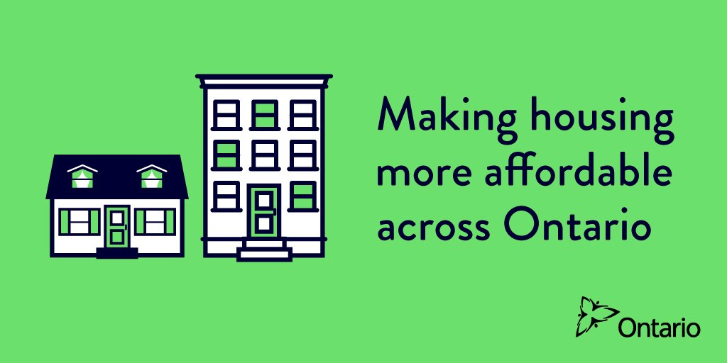Ontario's Fair Housing Plan will make homebuying and renting more affo...