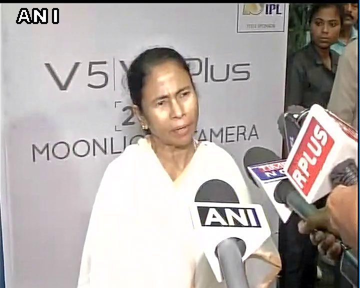 I have never used red beacon ever, so its nothing new for me: West Bengal CM Mamata Banerjee