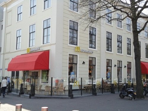 RT @Netherlanders: Have you guys ever heard of 'McDonald's'? It's a really popular restaurant in the Netherlands! https://t.co/xl3EW1NlVk