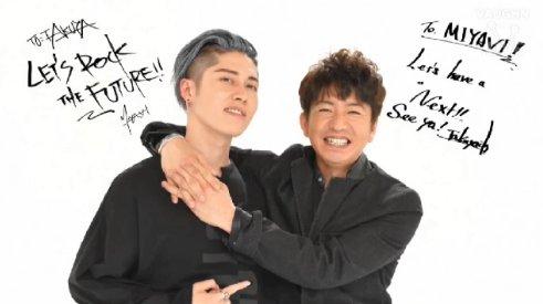Let&#39;s Rock the Future!!  #Miyavi #Songs #NHK <br>http://pic.twitter.com/XC0HV6Se4E