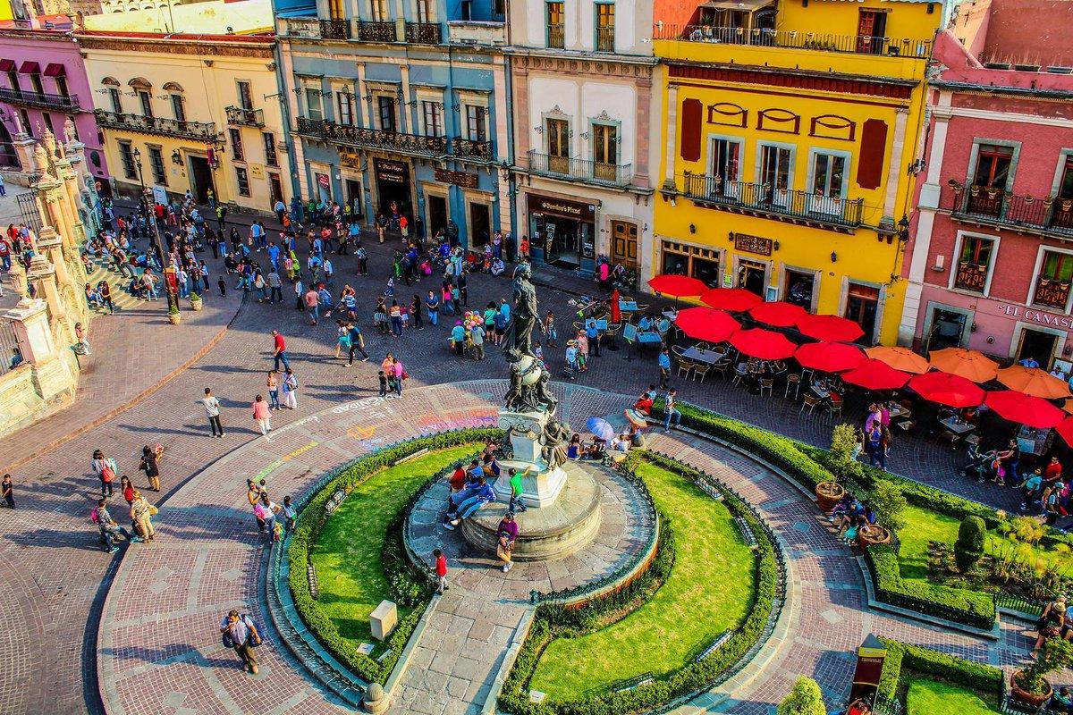 #QueLindoSeria amanhecer aqui todos os dias.  #DescubraGuanajuato #VisiteMéxico