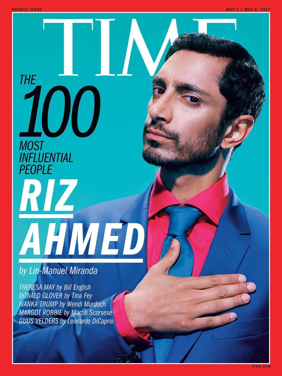 Riz Ahmed, Muslim dan Asia Pertama yang Memenangkan Emmy Awards