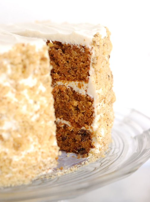 A Better Carrot Cake Recipe