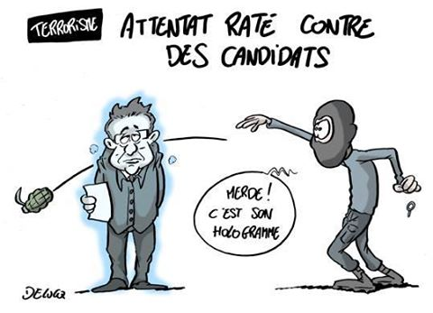 Humour virtuel  #Presidentielle2017  #terrorisme  #France<br>http://pic.twitter.com/Uv4sA0kqL2