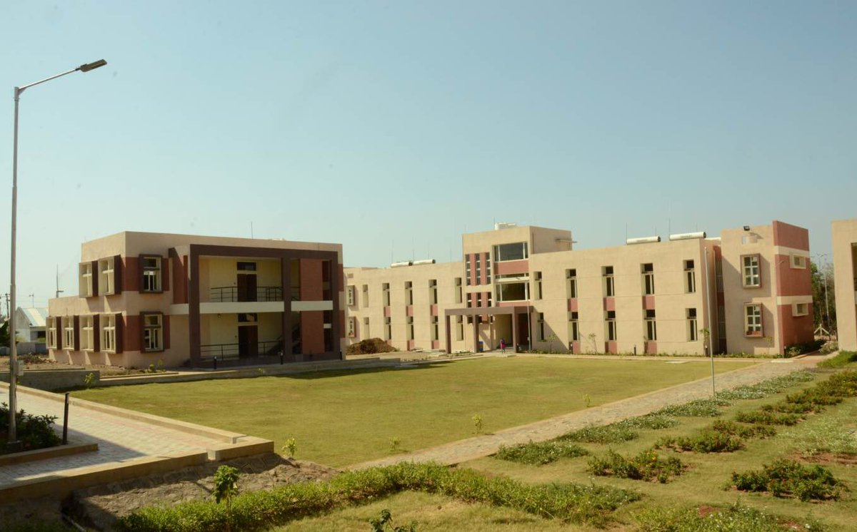 Gujarat CM opens Rs 22-crore Vocational Training Centre at Ozarpada in Dharampur taluka