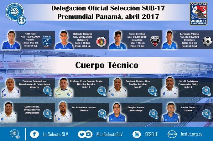 SUB-17 CONCACAF 2017 - Eliminatorias a Copa Mundo 2017. C93eh87XgAQAOPo