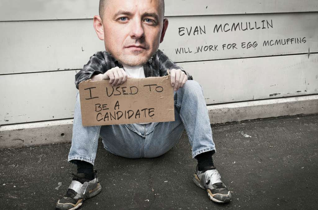 Evan McMullin might have leaked McCarthy Putin 'joke' tape