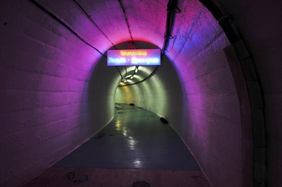 Bosnia's nuclear bunker has been transformed into a modern art space https://t.co/g3yAhKV6UR https://t.co/Qo3WG7kdMp