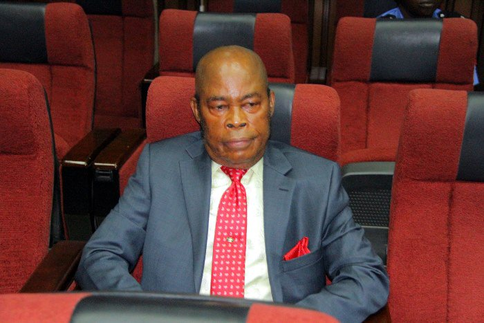 Justice Sylvester Ngwuta was on Thursday arraigned at the Code of Conduct Tribunal (CCT) Abuja
