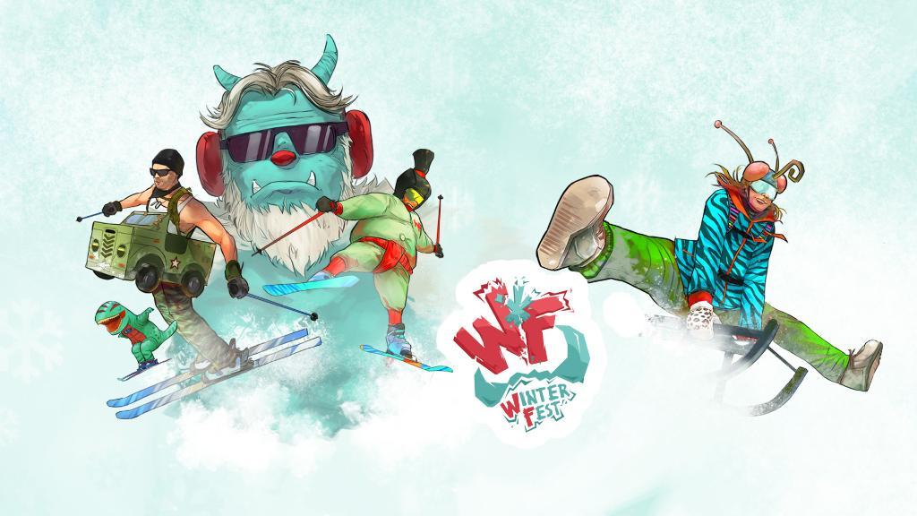 Steep Winterfest DLC