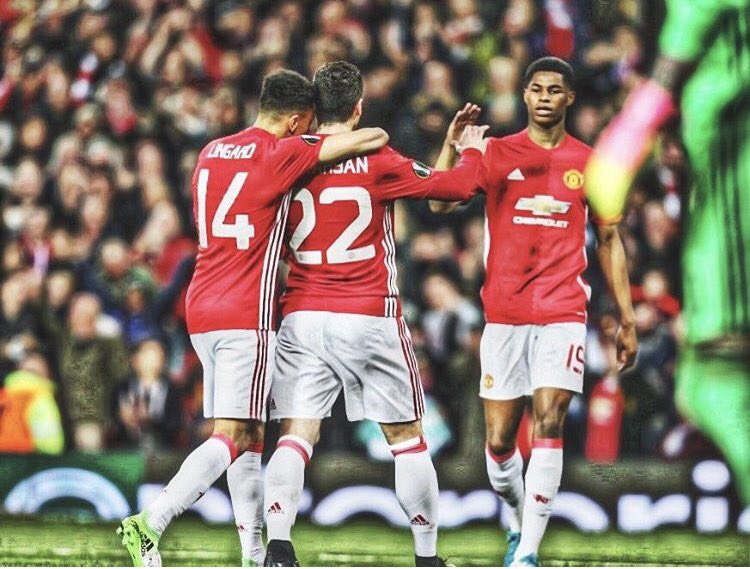 One step closer  fight until the end #ManchesterUnited <br>http://pic.twitter.com/jjgWyScJOr