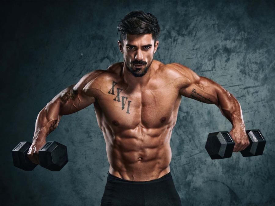 Men S Journal Fitness On Twitter The 30 Best Shoulder Exercises