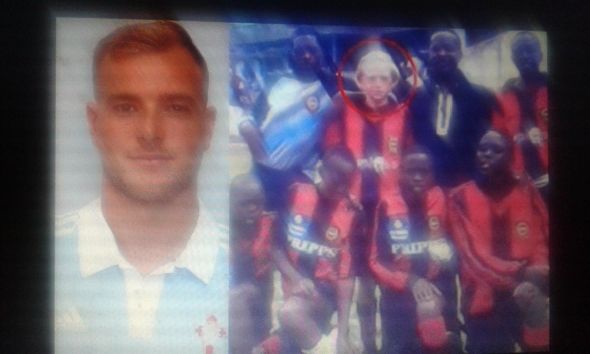 #UEL So proud of how far my ex trainee John Guidetti has come since his time in Africa; Kenya to be precise. #CeltaVigo #Celta Vamooooos!<br>http://pic.twitter.com/B5LKL0N013