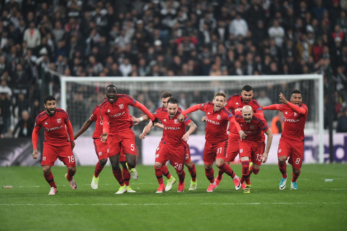 Video: Besiktas vs Olympique Lyon