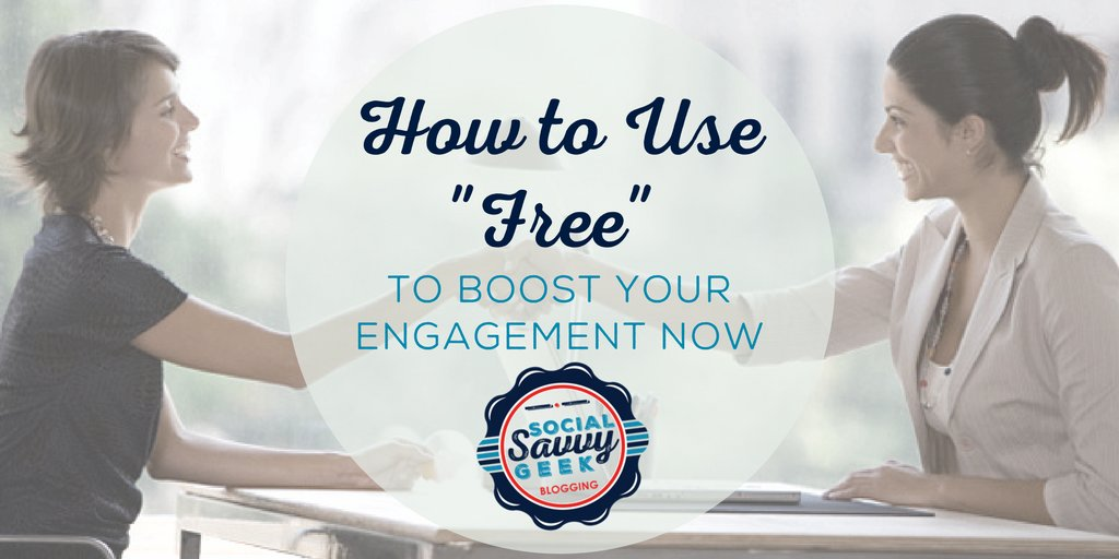How to Use Free to Boost Your Engagement Now https://t.co/1KOTjeiI5B https://t.co/a40YKo5Dh0