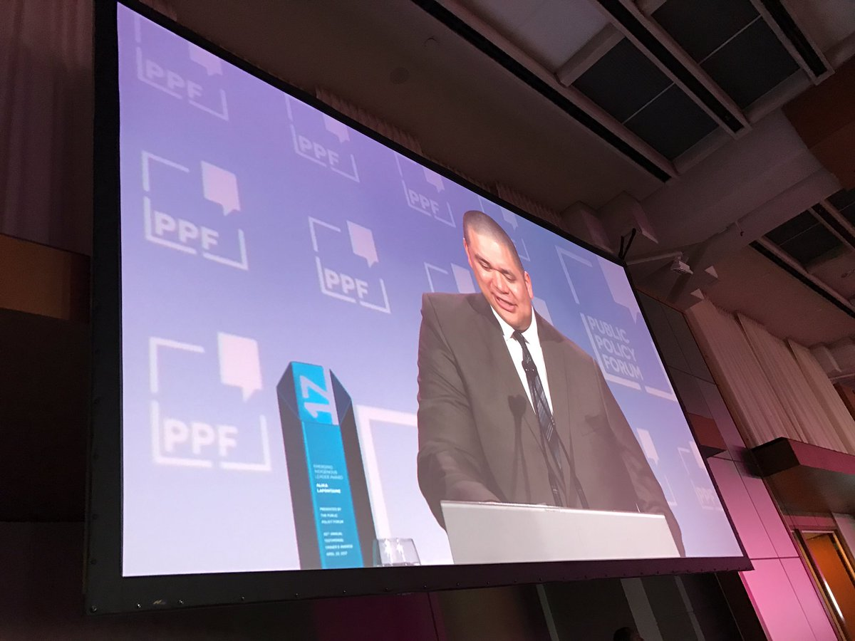 Congratulations to @AlikaMD, the recipient of the Emerging Indigenous...