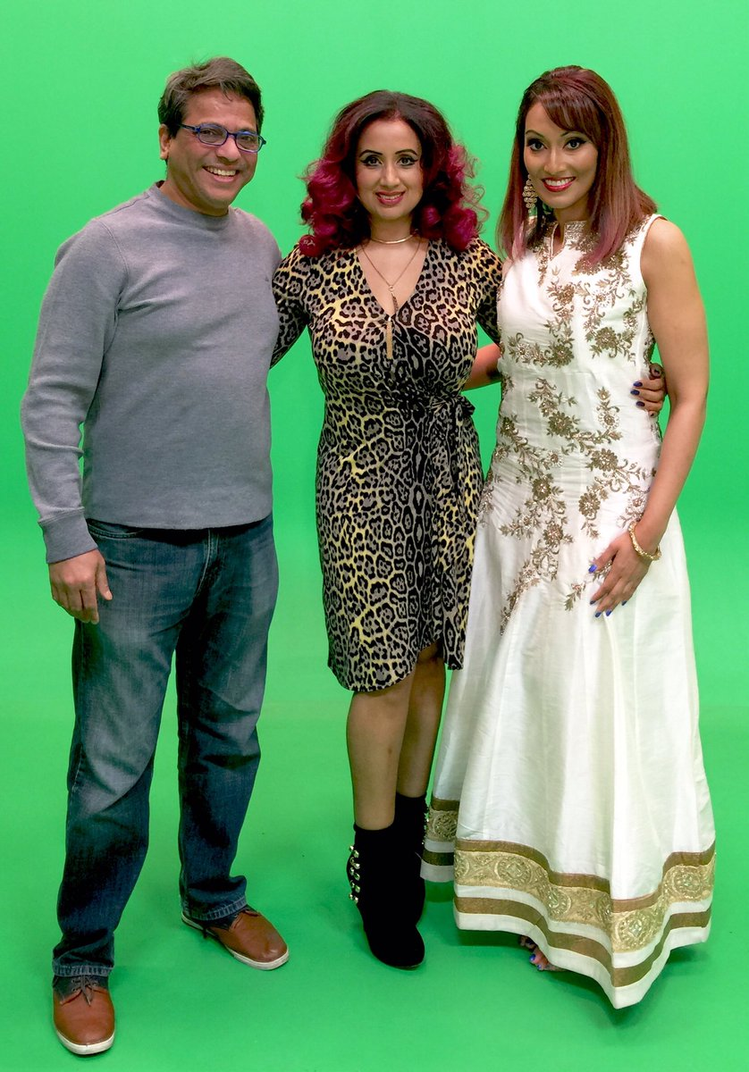 The inspirational @RajGirn_ @ANOKHI_Media talks to @VJAmitha @SPOTLIGHTtvshow on #TheAnokhiPrestigeExperience #T.A.P.E. April30 event  <br>http://pic.twitter.com/U6cGJyCPox