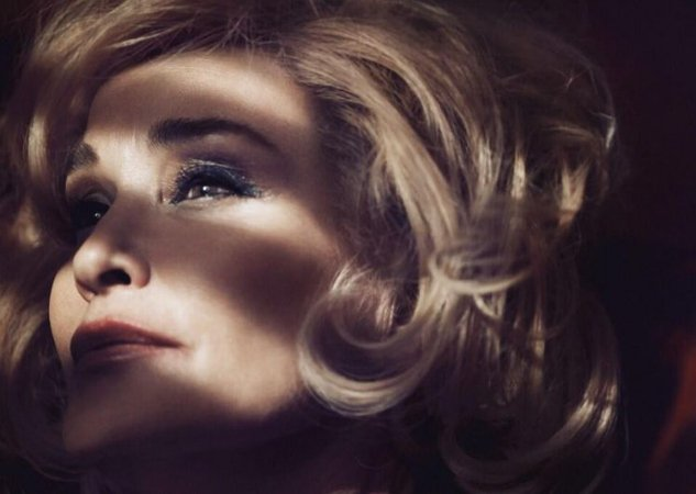 Happy Birthday, Jessica Lange! Photo by David Sims for Marc Jacobs Beauty, 2014