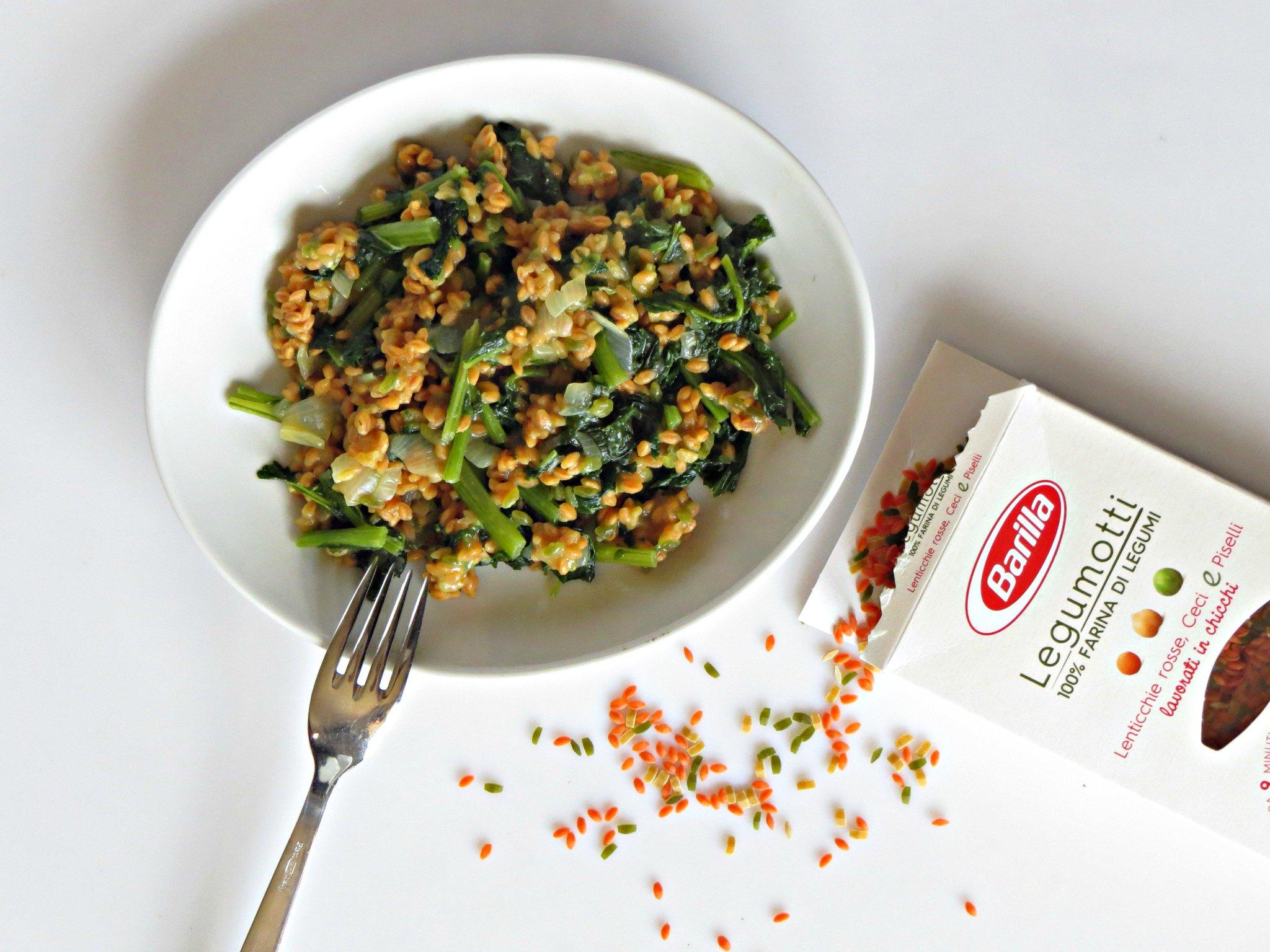 Bellettoblog on twitter i legumotti novit per chi ama for Ricette barilla