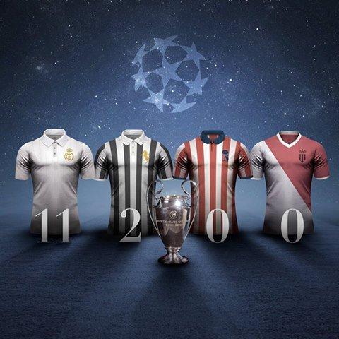 Atletico Madrid Juventus nel sorteggio Champions League