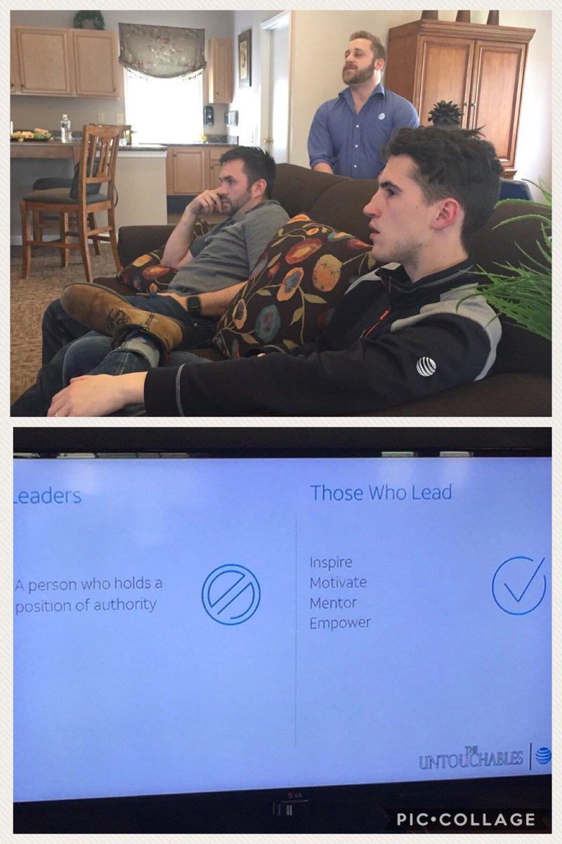 John Kennedy teaching us about leaders vs those who lead @cMacAdowsh meeting! #LifeatATT #OHPA #message @GiovanniQuiros2 @judy_cavalieri<br>http://pic.twitter.com/2CiYvgbKwm