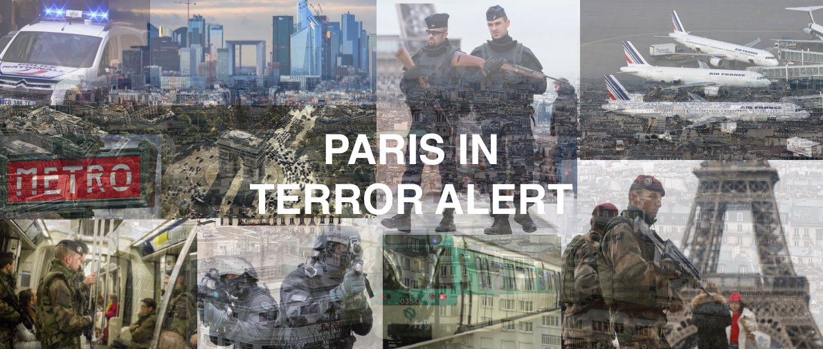 TERROR ATTACK IN CENTRAL PARIS!one police officer are killed #Paris #ChampsElysees #ParisAttack #Terror #ISIS<br>http://pic.twitter.com/mcSxaqEbcL