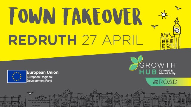 Meet the Growth Hub #TownTakeover team at our Business Breakfast  7.30-9am at Boesti on 27 April  http:// bit.ly/2nZ7hzZ  &nbsp;  <br>http://pic.twitter.com/uAD2MzexU7
