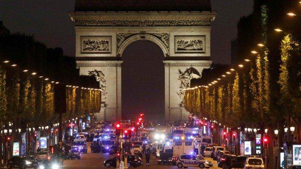 #QURAN #terrorisme #MFGA #breaking #USA #tbt #rt  #ISIS claimed #responsibility for the #savage #attack @ #ChampsElysees in #Paris #today.<br>http://pic.twitter.com/lNtVzc1HR9