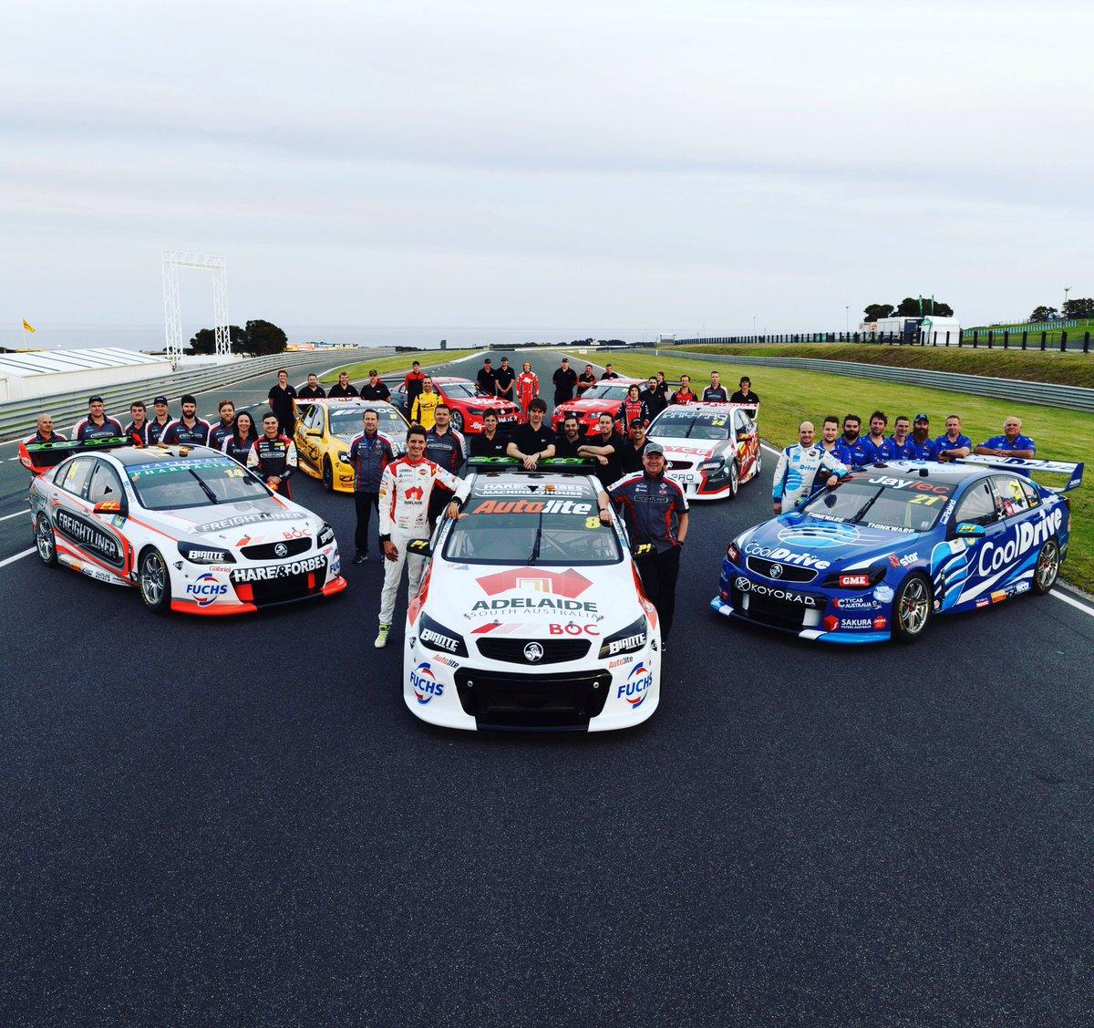 Brad Jones Racing on Twitter: \