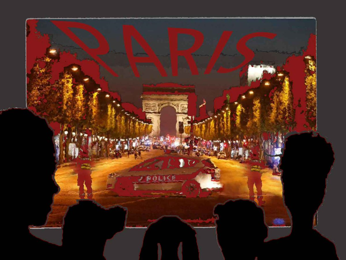 African Women in Cinema Blog: Paris!!!! ... #PARIS #Fusillade #ChampsElysées...  http:// bit.ly/2pkirEz  &nbsp;  <br>http://pic.twitter.com/9iUkIFGoHE