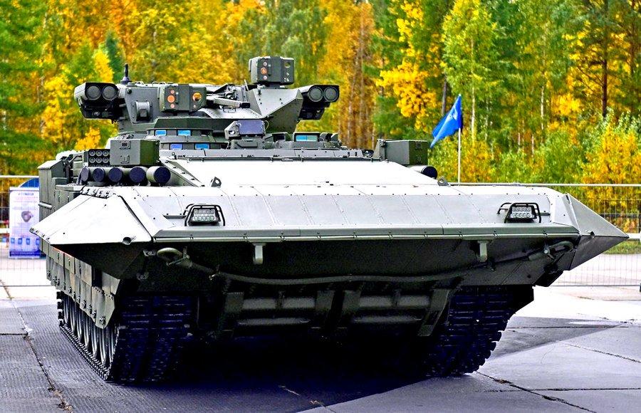 Вся бронетехника россии фото