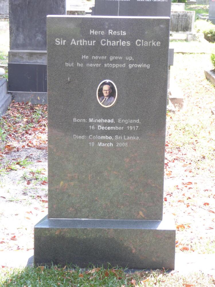 #GumboontheGo   A #farewell to my dear friend, #ArthurCClarke, #Colombo #SriLanka #ttot   http://www. travelgumbo.com/clip/and-a-fin al-farewell-to-a-dear-friend-borella-kanattha-cemetery-colombo &nbsp; … <br>http://pic.twitter.com/1SQTEpoQ8w